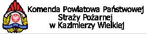 Komenda Powiatowa Pañstwowej Stra¿y Po¿arnej w Kazimierzy Wielkiej