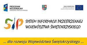 System informacji przestrzennej woj. swietokrzyskiego