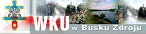Wojskowa Komenda Uzupe³nieñ w Busku-Zdroju